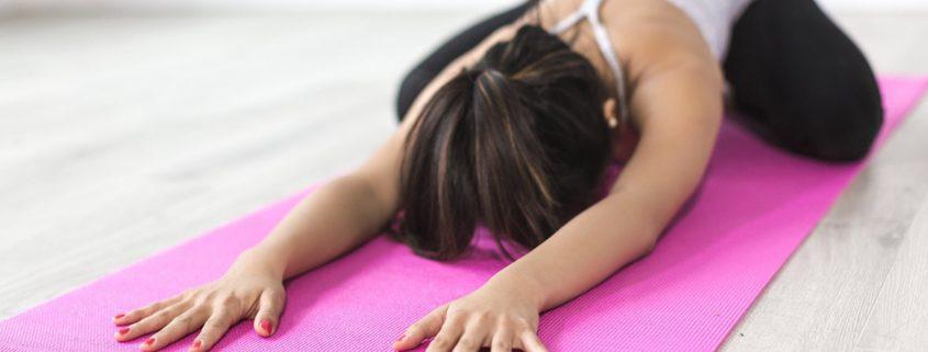 Yoga im SVB Sportstudio Böblingen